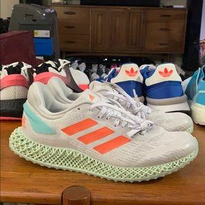 Adidas Women's 4D Run 1.0 Shoes